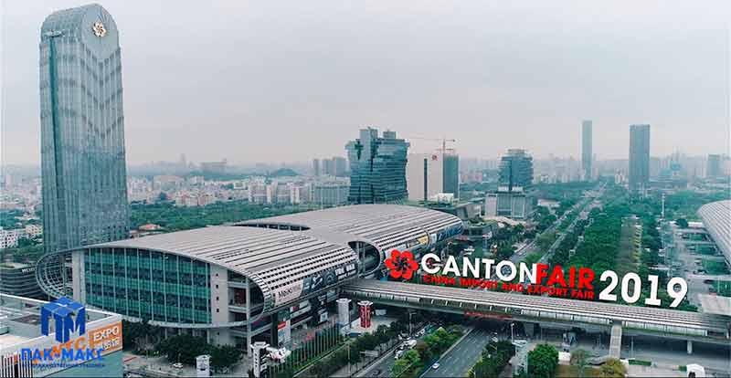 CANTON FAIR2019 - выставка экспортно-импортных товаров в Китае
