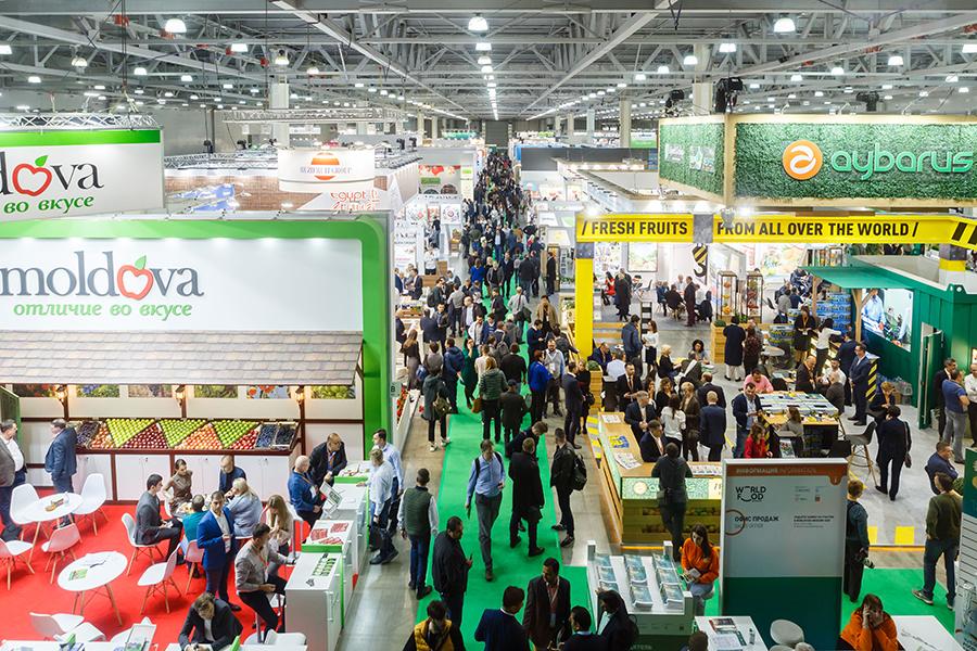 Выставка WorldFood Moscow-2020 Москва