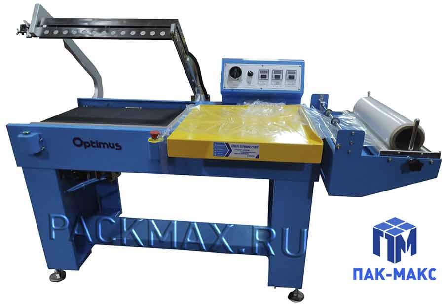 Тоннельная термоусадочная машина Optima-5545A