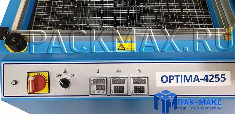 Панель управления OPTIMA-4255