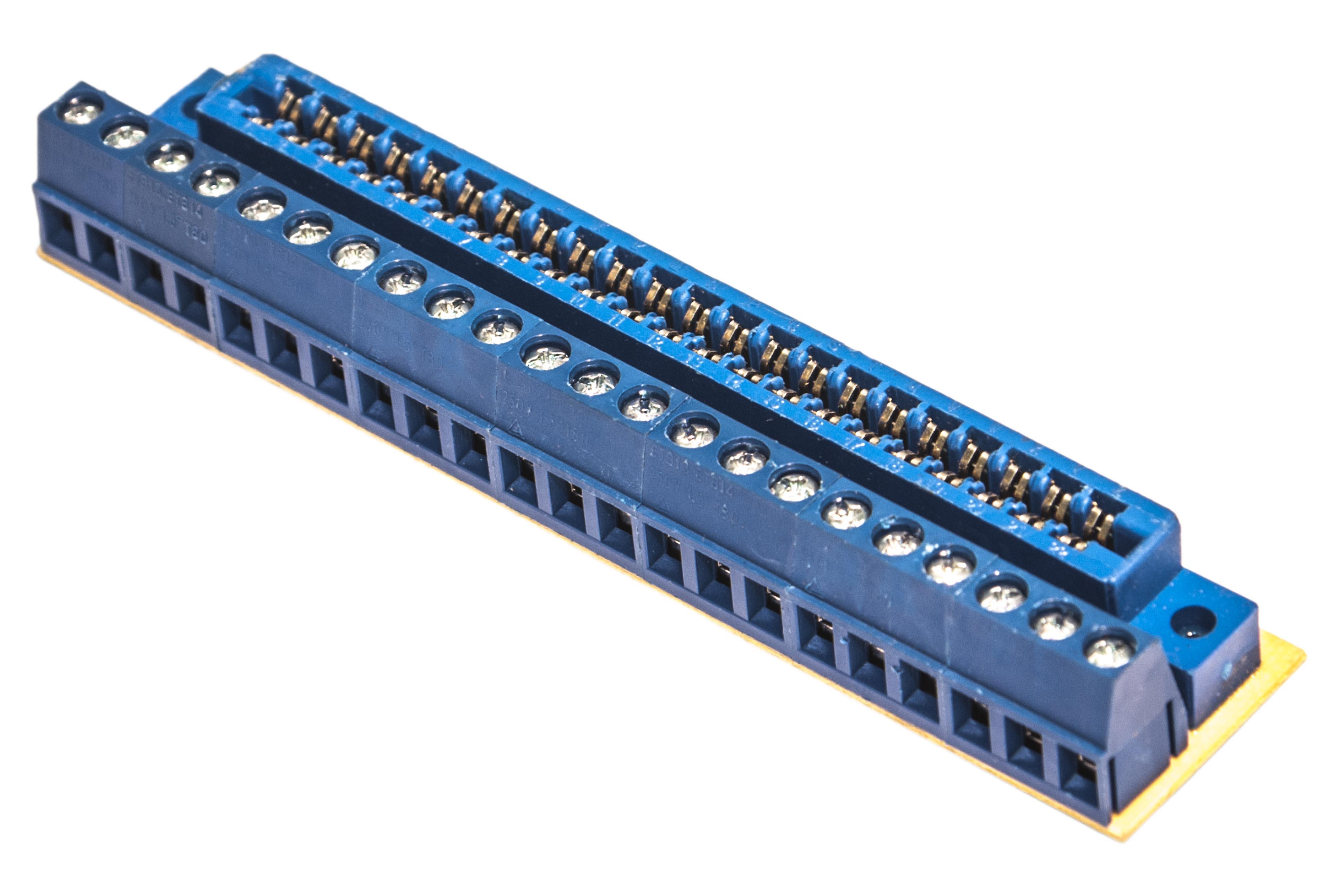 TG-008 - колодка для печатной платы