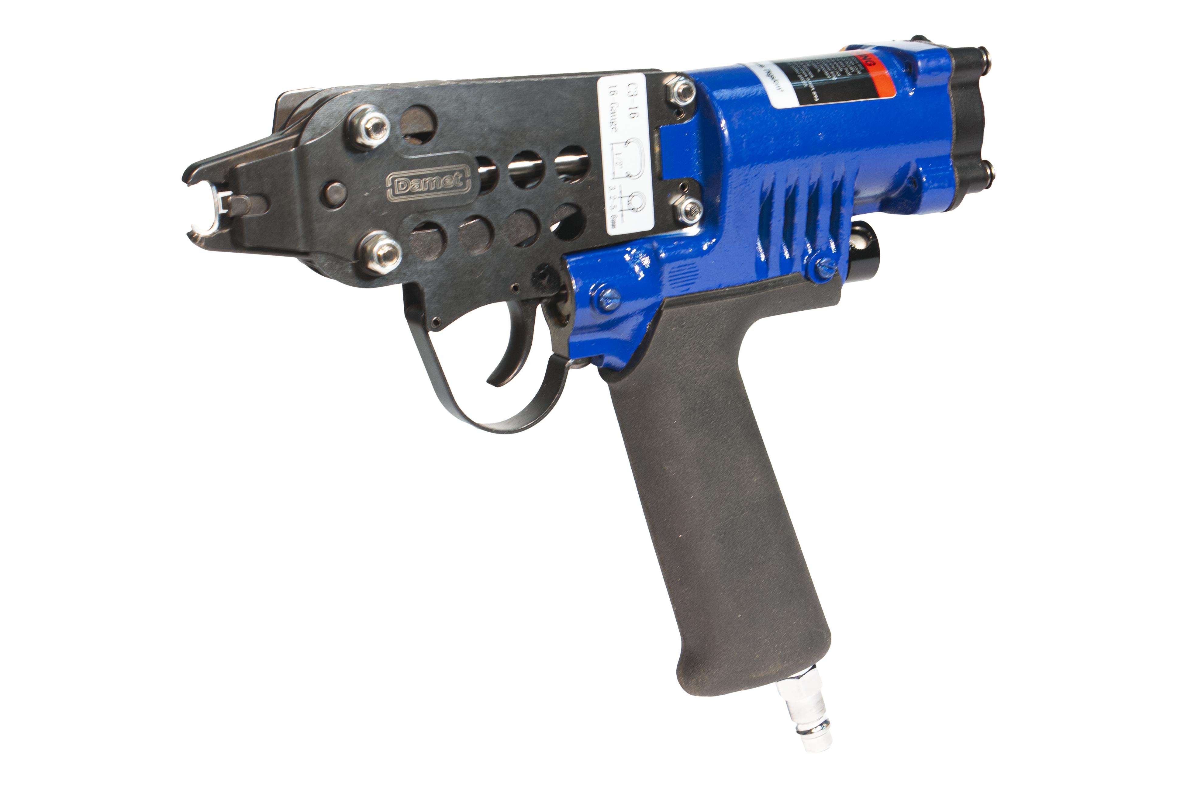 P-RING скобообжимной  инструмент