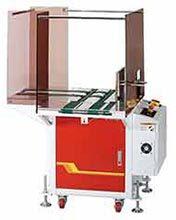 Приводной ленточный стол для разворота движущейся продукции N1-AD