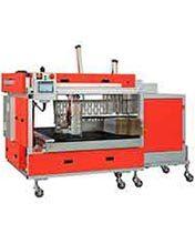 Cтреппинг машина TP-702CTRS для обвязки гофрокартона (коробок)